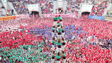 Casteller, Human Tower (Incredible)