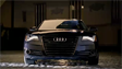 Audi A8 Ad, Release the hounds