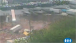 Landslide on the brasilian port chibato